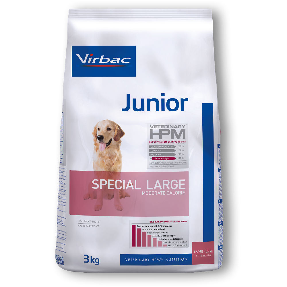 Junior Dog Special Large von Virbac Bild 2