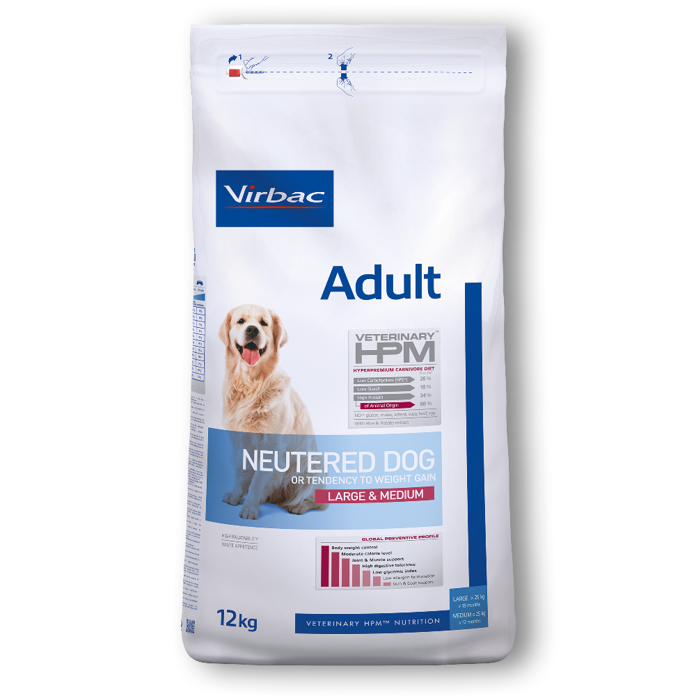 Adult Neutered Dog Large & Medium von Virbac Bild 2
