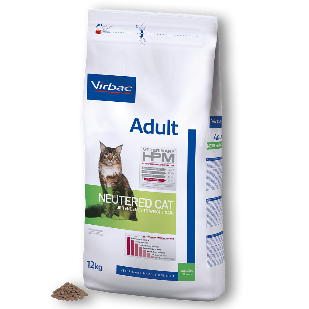 Adult Neutered Cat von Virbac