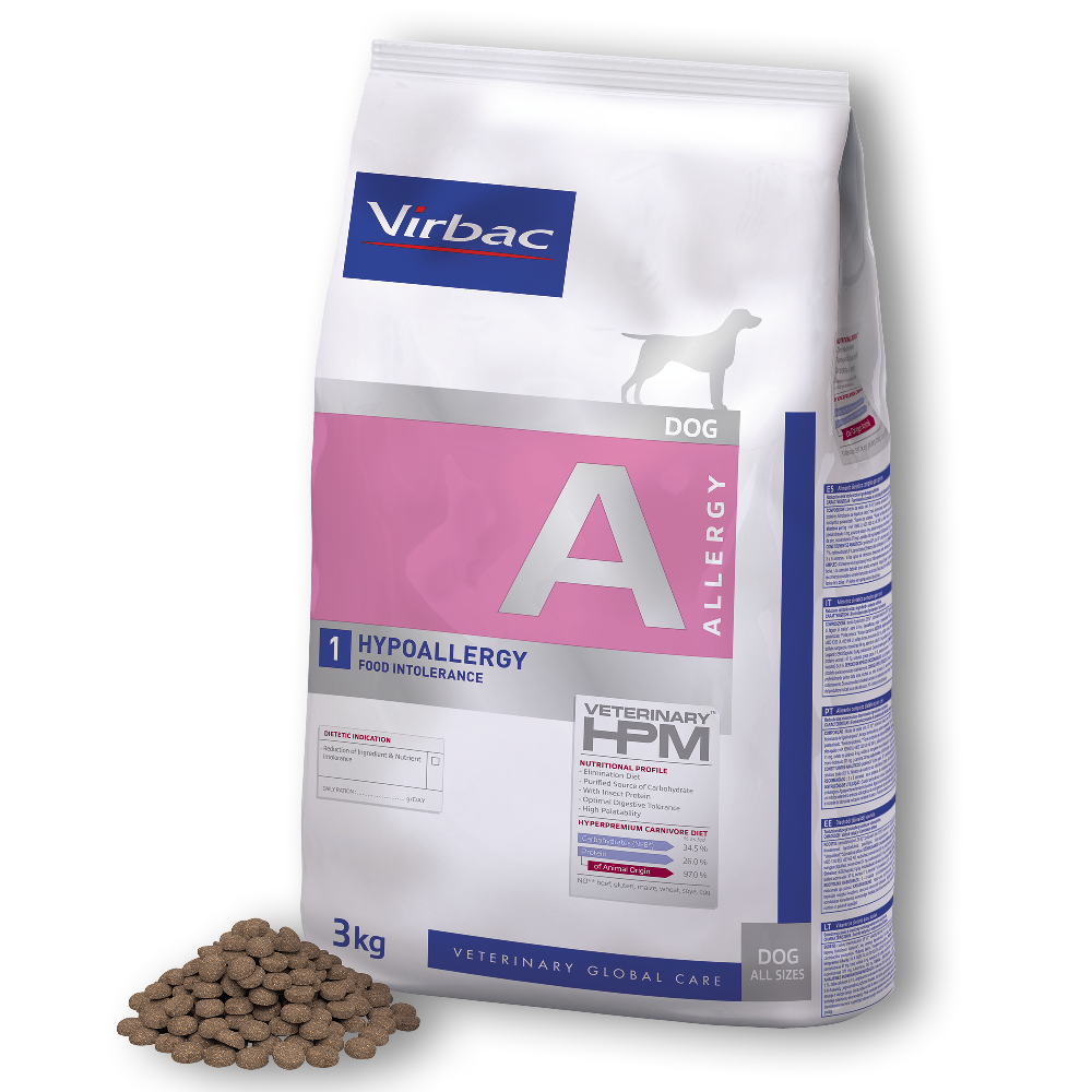 Dog Hypoallergy Insect von Virbac