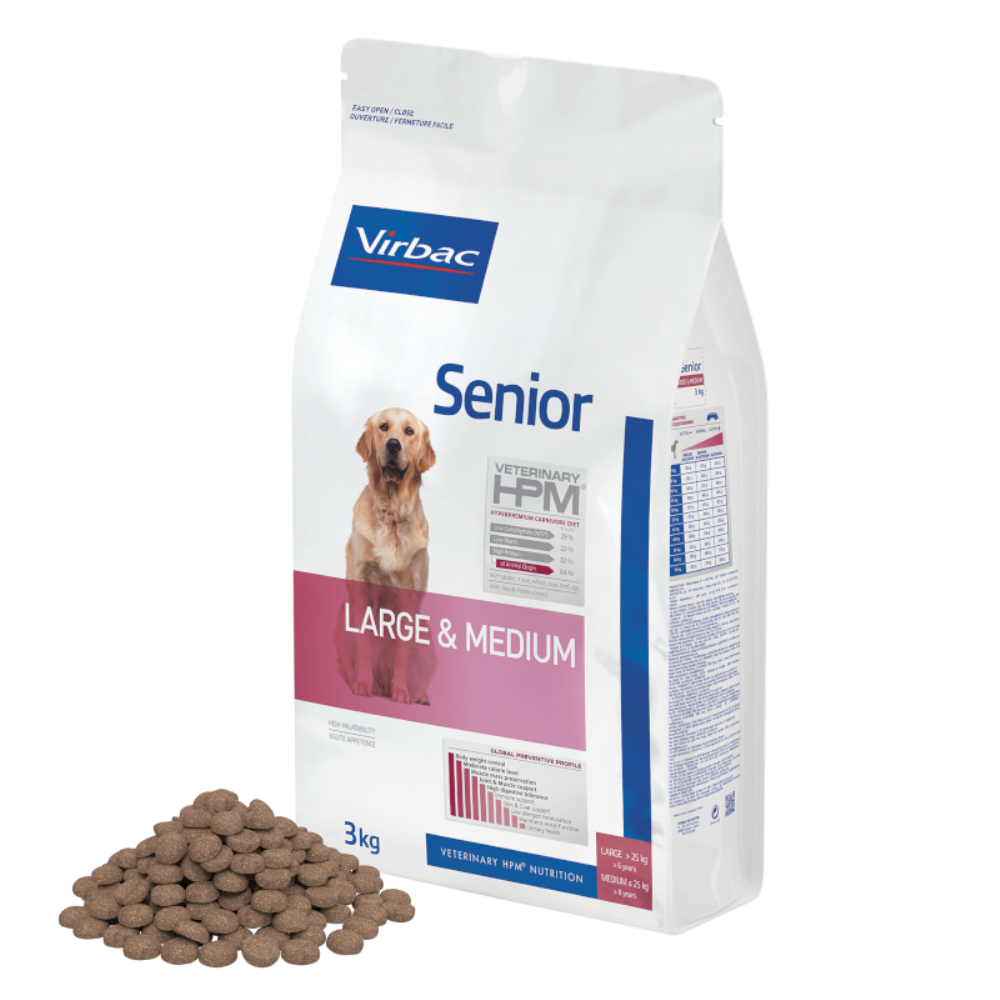 Senior Dog Large & Medium von Virbac