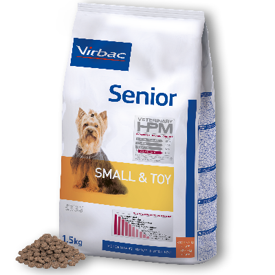 Senior Dog Small & Toy von Virbac