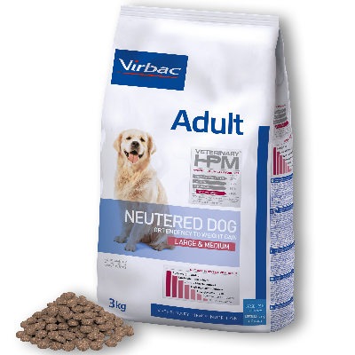 Adult Neutered Dog Large & Medium von Virbac