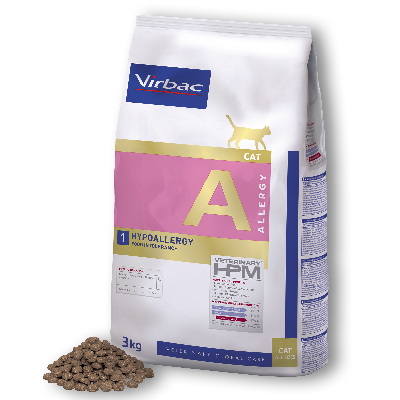 Cat Hypoallergy Insect von Virbac