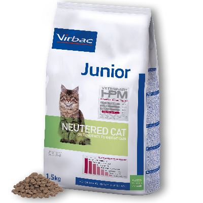 Junior Neutered Cat von Virbac