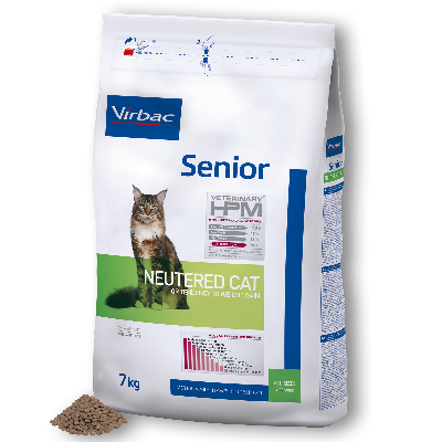 Senior Neutered Cat von Virbac