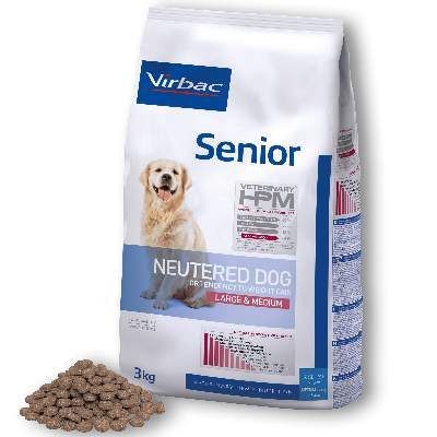 Senior Neutered Dog Large & Medium von Virbac
