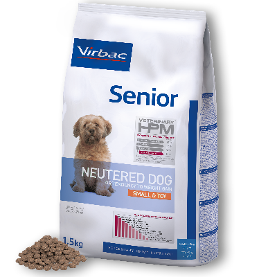 Senior Neutered Dog Small & Toy von Virbac